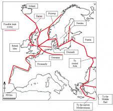 Viking Hierarchy Chart Viking 30 Thralldom Slavery Origins Routes Sources