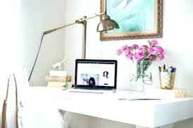 chic office decor. Brilliant Chic Shabby Chic Office Decor And  Productivity Cubicle Intended Chic Office Decor T