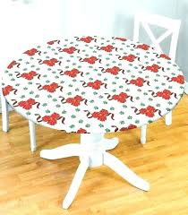 red round plastic tablecloths elastic tablecloth oblong fitted vinyl table covers round elasticized tablecloths rectangular plastic
