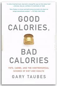 Food Calorie Book Good Calories Bad Calories 2007
