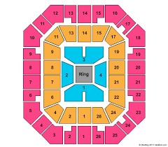 Freedom Hill Seating Chart Freedom Hall Civic Center Tn Seating Chart