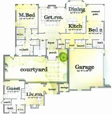 inspirational february 2016 designerves 4 bedroom house plans with inlaw suite
