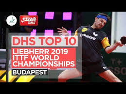 dhs top 10 liebherr 2019 world table tennis championships