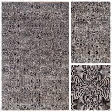 infinite damask rug abc rug zebra print rug area rugs