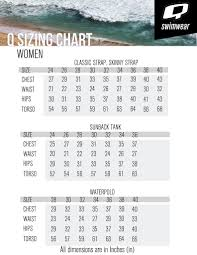Youth Swim Jammer Size Chart Sizing Guide