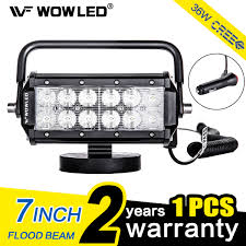 4x4 Led Lights Ebay Details About Portable Magnetic Base 36w Led Work Light Bar Offroad Floodlight Truck 4x4 Lamp