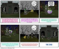 halloween story suzeeskeem poolt adivis