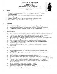 Hotel General Manager Resume Examples Pleasant Sample Of On