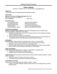 Research Resume Samples Research Assistant Resume Sample Objective Research
