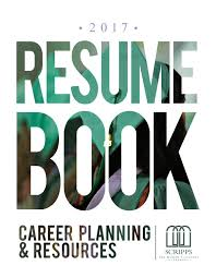 Resume Book 100 Resume Book by Career Planning Resources at Scripps College 2