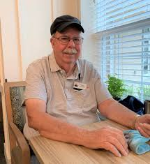 """This Is My Home"""" - Jerry Shares His Thoughts on Life at Wesley Woods at New  Albany 