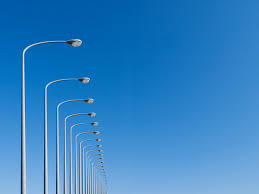 Pole Lights India Smart Cities Optimize Street Lighting In India