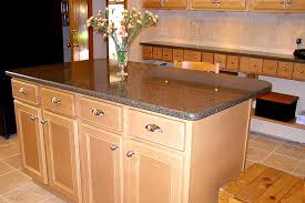 maple kitchen cabinets with quartz countertop after natural