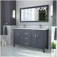 60 double sink bathroom vanities. One Sink Bathroom Vanities » Unique Corniche 60 Pepper Gray Double Vanity By Studio Bathe B