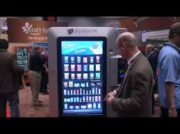 Diji Touch Vending Machine Beauteous NAMA 48 Technology Update Kraft Diji Touch Machine YouTube