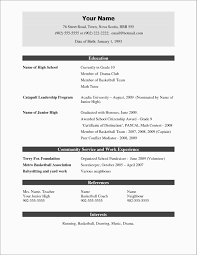 Free Printable Resume Templates Download Admirable Demo Resume
