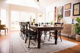 global eclectic dining room reveal