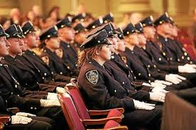 Environmental Police Officer New York Citys Dep Police Academy Graduates 19 New Officers