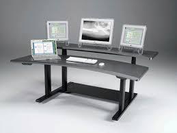 height adjustable office desk. Impressive Attractive Office Desk Height Adjustable Charming Regarding Ordinary A