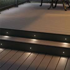 led deck rail lights. Led Deck Light Solar Lights Blend Into Your Steps Or Rails And Provide Adequate Rail G