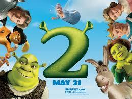 Shrek 2 Poster Wallpapers
