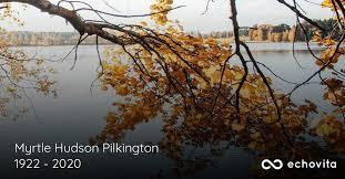 Myrtle Hudson Pilkington Obituary (1922 - 2020) | Selma, North Carolina