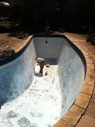 pool paint colorsHow To Paint A Concrete Pool