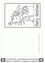 Let's see about some free printable christmas tags you can color and customize along with free printable cards to add a personal touch to the gifts and greetings. 38 Joyful Coloring Christmas Cards Kittybabylove Com