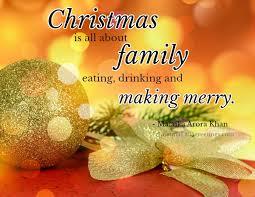 Christmas Family Quotes And Sayings Christmas Celebration