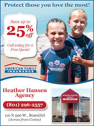 american family insurance quote home heather hansen agency bountiful ut insurance agent
