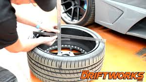 Mercedes Wheel Offset Chart How To Measure Your Wheel Offset Et Accurately