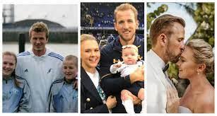 """بعد أن أنجبت له طفلتين... """"هاري كين"""" يتزوج صديقة الطفولة (صور)"""