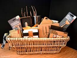 image of diy gift basket ideas for guy