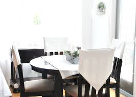 perfect dining chair back cover d i y perfect for dressing up kitchen diy how to make christma