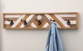 Wood Coat Rack Southwest Design Wood Coat Rack CLEARANCE 2