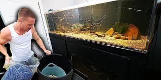 large diy aquarium filter for 50