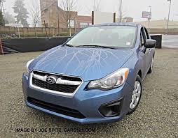 subaru impreza 2014 sedan. Unique Sedan Front Of Quartz Blue 2014 Subaru Impreza Sedan In The Rain In Subaru Impreza Sedan