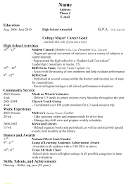 monster resume name cover letter for electrician job application and high school grad