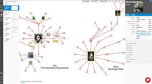 Visallo Launches Game Of Thrones Kill Chart A Free