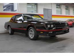 1988 Chevrolet Monte Carlo SS for Sale | ClassicCars.com | CC-1040031