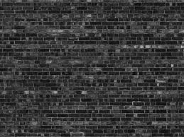 black brick wallpaper textured design