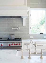 fresh light grey backsplash brilliant marvelous subway tile kitchen and decoration new incredible home glass in