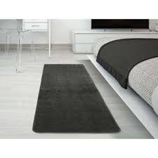 solid design gray 2 ft 2 in x 8 ft non slip