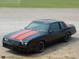 1986 Chevrolet Monte Carlo - Information and photos - MOMENTcar