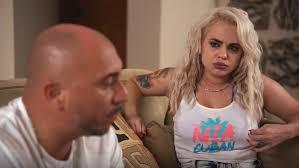 Cómo fue el debut de Emma Coronel en un reality show - Infobae