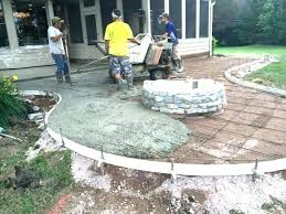 concrete walkway cost concrete walkway molds marvelous cement patio stamped mason cost concrete path cost per