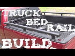 Custom Truck Bed Rail Build with BSX BM88 MIG Gloves - YouTube