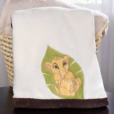 Lion King Bedroom Decorations Baby Blankets Disney Baby