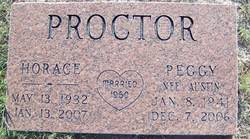 Peggy Austin Proctor (1941-2006) - Find A Grave Memorial