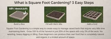 the square foot garden website is fantastic you can get an amazing amount of information at the site here s an infographic that is just one example of the